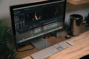 DaVinci Resolve Dashboard