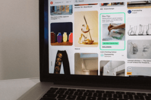 The explosion of Pinterest