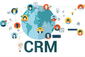 CRM Web Design Integration